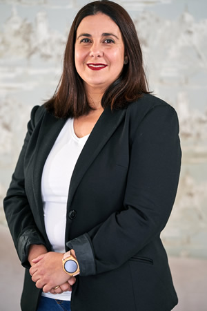 Isabel Ramírez, Administración y atención al paciente de Smile Center